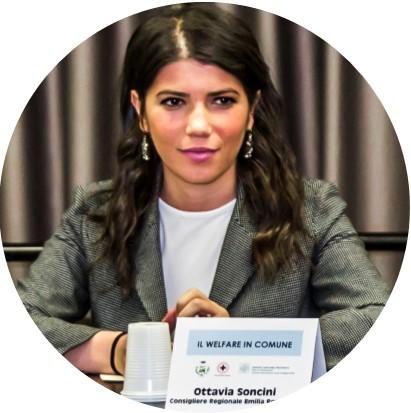 Ottavia Soncini – Consigliere PD ER